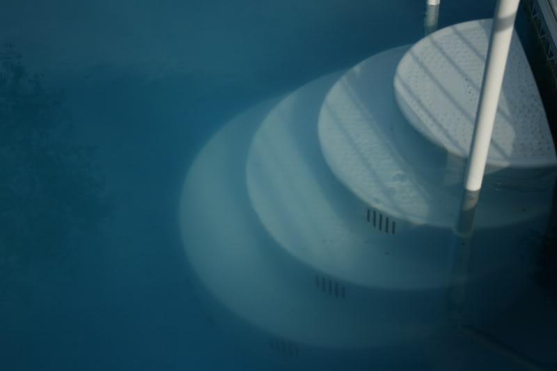 Gua da piscina leitosa esbranqui ada e opaca o que fazer for Nivel de cloro en piscinas