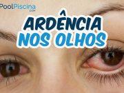 Ardência nos olhos