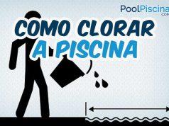 Como clorar a piscina
