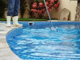 Fatores que influenciam a limpeza da piscina