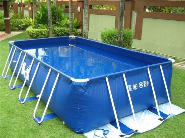 Diferen a de piscina infl vel e piscina de arma o for Piscina 7 de agosto