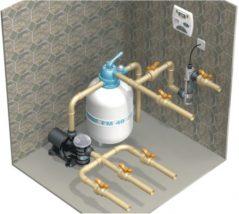 Bomba e filtro de piscina - Instalação e manutenção