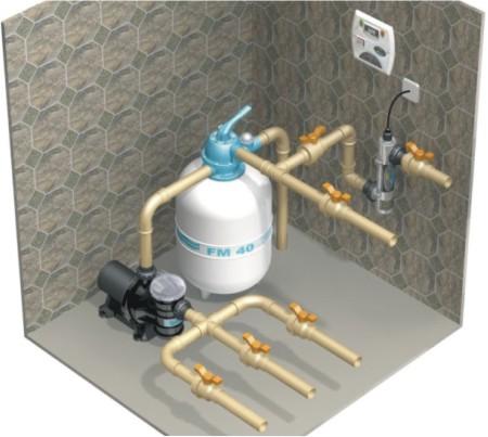 Dicas para economizar gua da piscina for Filtros de agua para piscinas