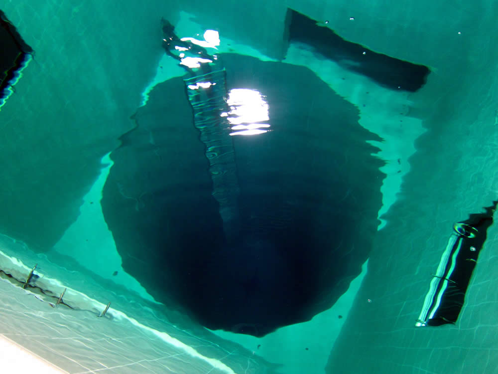 Conhe a a piscina mais profunda do mundo poolpiscina for Funda para piscina