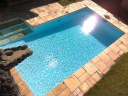 Como fazer uma decantação na piscina