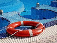 Prevenção de acidentes na piscina