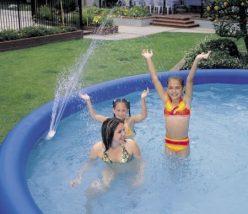 Acessórios das piscinas intex infláveis e de armação