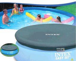 Capa de proteção de piscinas Intex
