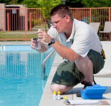Química da piscina