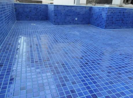 Revestimento de piscina vinil