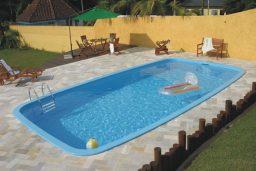 Problemas mais comuns com a piscina de fibra