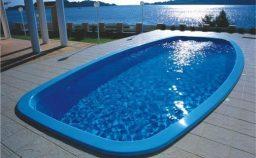 Principais problemas com a piscina de fibra