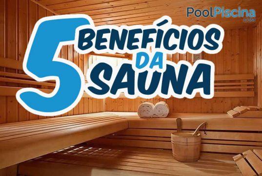 5 benefícios da sauna