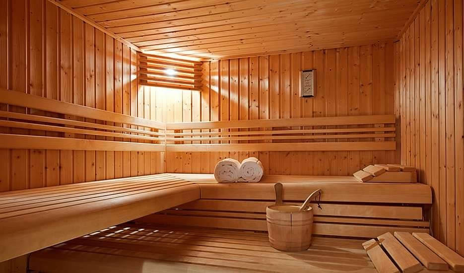 Among The Benefits Of Sauna We Can Mention Relief Back Pains