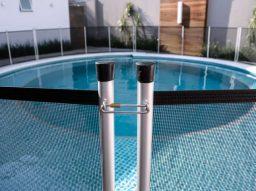 Cerca de segurança para piscina