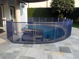 Cerca para piscina