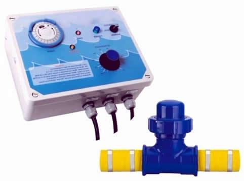 Poss vel substituir o cloro pelo ionizador for Ionizador piscina
